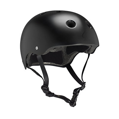 Pro-Tec The Classic Mens Skate Helmet 2015, Gloss Black, large