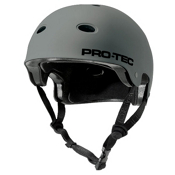 Pro-Tec B2 SXP Mens Skate Helmet, Matte Grey, medium
