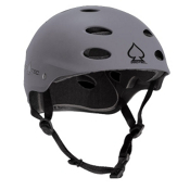 Pro-Tec Ace SXP Mens Skate Helmet, Matte Grey, medium