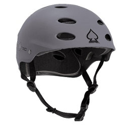 Pro-Tec Ace SXP Mens Skate Helmet, Matte Grey, 256
