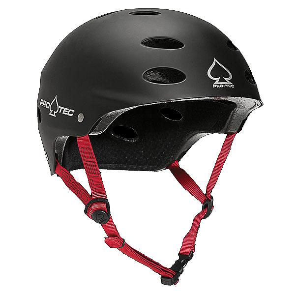 Pro-Tec Ace SXP Mens Skate Helmet, Matte Black, 600