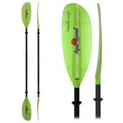 AquaBound Surge FG 2-Piece Kayak Paddle, Green, medium