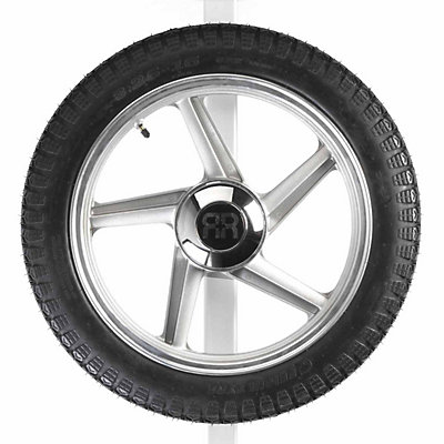 Yakima Spare Tire, Gray, viewer