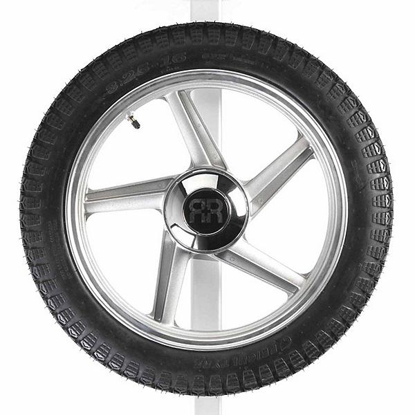 Yakima Spare Tire, Gray, 600