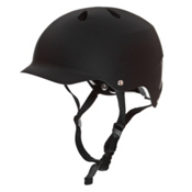 Bern Watts Hard Hat, Matte Black, medium