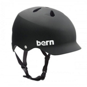 Bern Watts Hard Hat 2013, Matte Black, medium