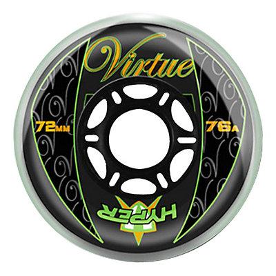 Hyper Virtue Inline Hockey Skate Wheels - 4 Pack, , large