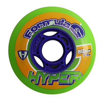 Hyper Formula G Inline Hockey Skate Wheels - 4 Pack, , large