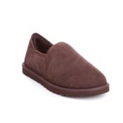 UGG Australia Kenton Mens Slippers, Chocolate, medium