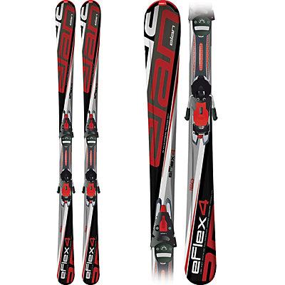 Elan E-Flex 4 Skis with EL 10.0 Bindings, , large