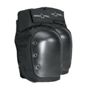 Pro-Tec Street Knee Pads, Black, medium