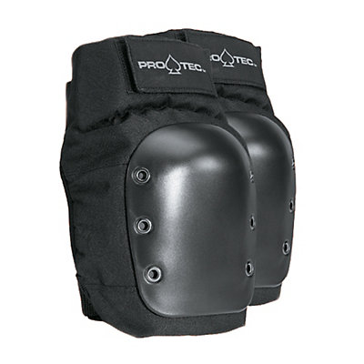 Pro-Tec Street Knee Pads, Black, viewer