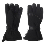 Kombi Charlotte Womens Womens Gloves, Black, medium