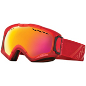 Anon Realm Goggles, Transpared-Red Solex, medium