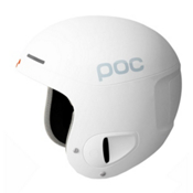 POC Skull X Race Helmet, White, medium