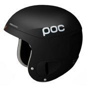 POC Skull X Race Helmet, Black, medium