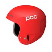 POC Skull X Race Helmet, Red, medium