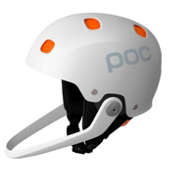 POC Sinuse SL Race Helmet 2013, White-Orange, medium
