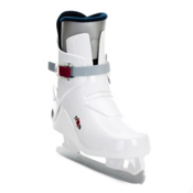 Roces RX 3 Womens Figure Ice Skates, White, medium