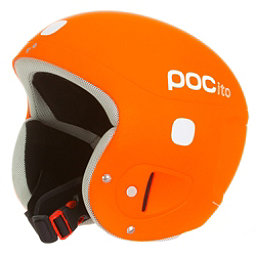 POC POCito Skull Kids Helmet 2018, Flourescent Orange, 256