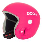 POC POCito Skull Kids Helmet 2017, Flourescent Pink, medium