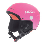 POC POCito Skull Light Kids Helmet 2018, Flourescent Pink, medium
