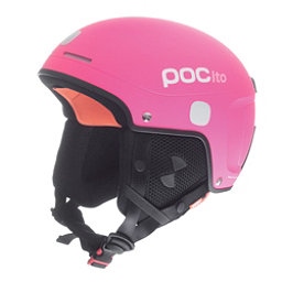 POC POCito Skull Light Kids Helmet 2018, Flourescent Pink, 256
