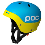 POC Frontal Helmet 2013, Blue-Yellow, medium