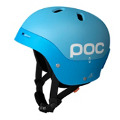 POC Frontal Helmet 2013, Light Blue-Dark Blue, medium