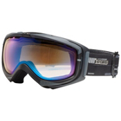 Giro Manifest Goggles, Matte Black Tech Dash Black-Pesimmon Boost, medium