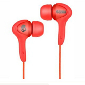 Skullcandy Smokin Buds 9mm Earbud Headphones, Shoe Red, medium