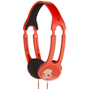 Skullcandy Icon 2 Headphones, Shoe Red, medium