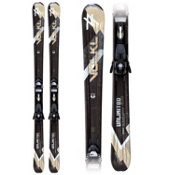 Volkl Unlimited AC50 Skis with iPT Wideride 12.0D Bindings, , medium