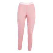 Hot Chillys Pepperskin Jr Girls Long Underwear Bottom, Pink, medium