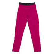 Hot Chillys Pepperskin Jr Girls Long Underwear Bottom, Razzle, medium