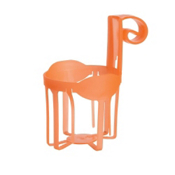 Can-Panion Beverage Holder, Orange, medium