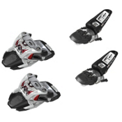 Marker The Squire Ski Bindings, White-Black, medium