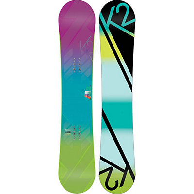 K2 Eco Pop Womens Snowboard, , large