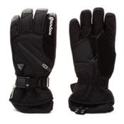 Grandoe Tundra Gloves, Black-Black, medium