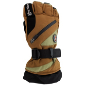 Grandoe Tundra Gloves, Chestnut-Sand, medium