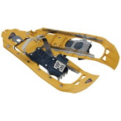 MSR Evo Tour Adult Snowshoes, Mustard, medium