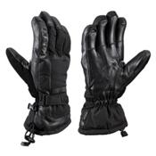 Leki Detect Gloves, Black, medium