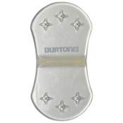 Burton Medium Spike Mat Snowboard Stomp Pad 2013, Clear, medium