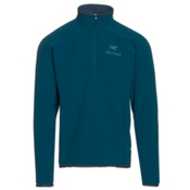 Arc'teryx Delta AR Zip Neck Mens Mid Layer, Legion Blue, medium