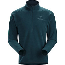 Arc'teryx Delta AR Zip Neck Mens Mid Layer, Nocturne, 256