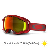 Oakley Splice Goggles 2013, Viper Red-Fire Iridium, medium