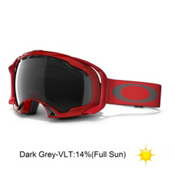 Oakley Splice Goggles 2013, Viper Red-Dark Grey, medium