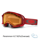 Oakley Splice Goggles 2014, Viper Red-Persimmon, medium