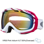 Oakley Elevate Womens Goggles 2014, Ysc Breast Cancer-Vr50 Pink Iridium, medium