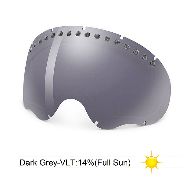 Oakley A Frame Goggle Replacement Lens, , 600